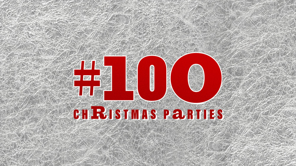#100ChristmasParties…Open up your home and host one of our #100ChristmasParties this year. Set the date, invite your friends and let the celebrations begin! -