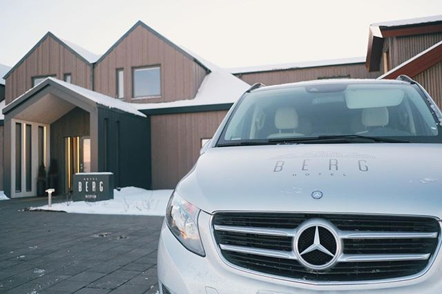 Did you know that we offer a one way drop-off service to Keflavik Airport for our guests who have a flight to catch? #hotelbergiceland #keflavik #iceland