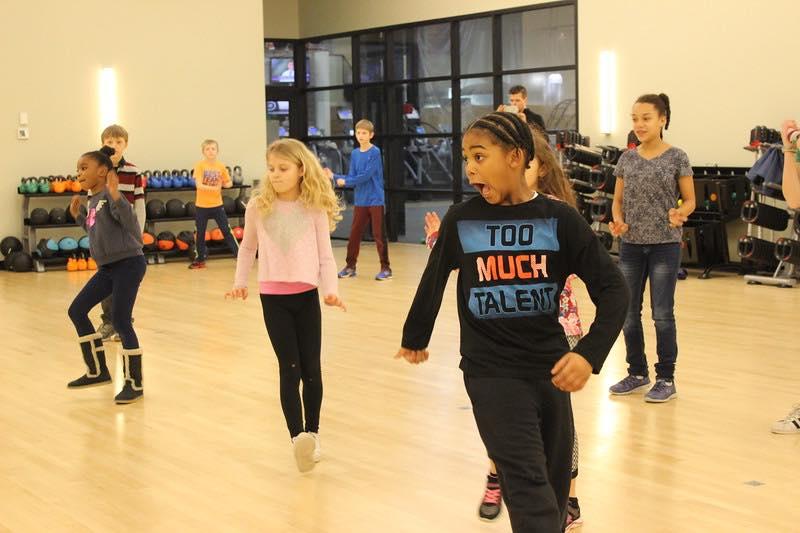 Kid's Revolution's Hip Hop Dance