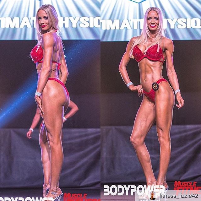💥💥💥#Repost from @fitness_lizzie42 My #throwback  is to @ukultimatephysiques at @bodypowerexpo this year. I stepped onto this stage with no expectation (and slightly pooping my pants 😬), so I was gob smacked when they said I came 3rd out of a whole lot of other lovely ladies 😍 Got about 14 weeks now until the  British finals. Let's see if we can make a few changes.  Coached by @michellebrannan  Posing coach @karinabikini_ifbbpro  Fuelled by @forfitssakeltd  Bikini by @sparklebikini