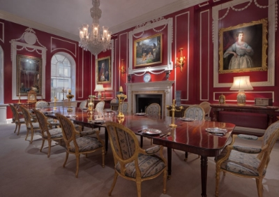 Dining Room, Ely House
