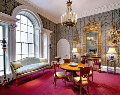 Venetian Room, Ely House