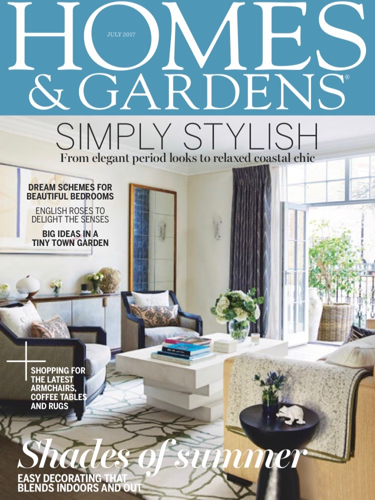 Home and Gardens July 2017