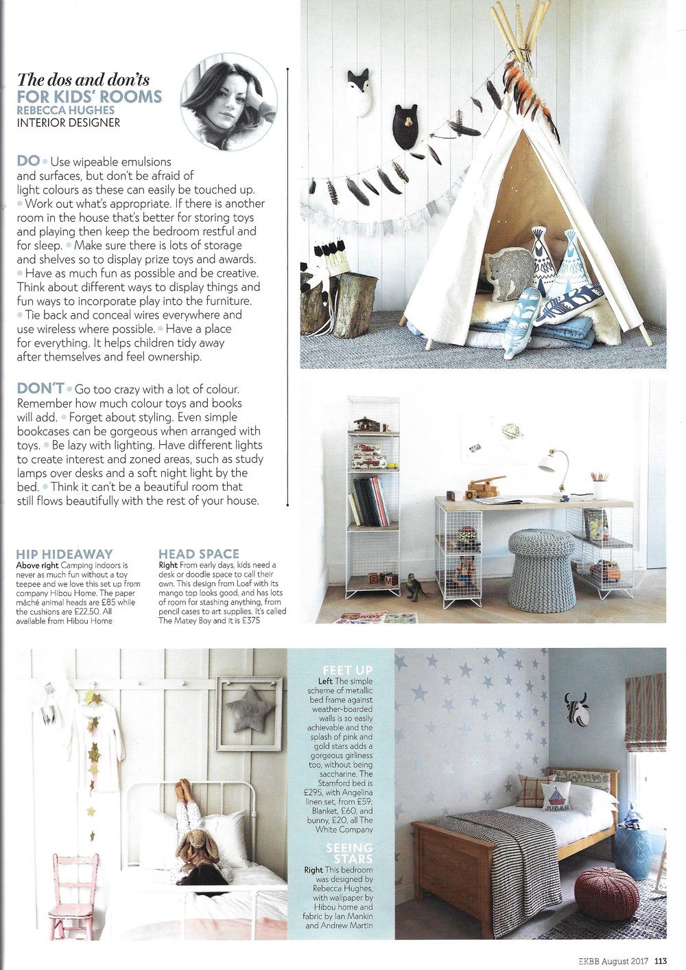 Essential Kitchen Bathroom Bedroom August 2017 page 113