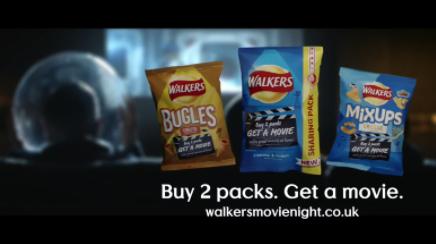 Hungryman - Dir Ric Cantor for Walkers