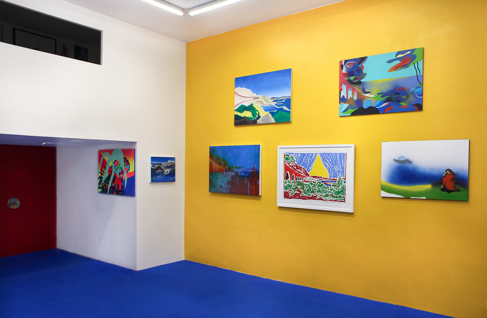 Vue d'exposition la Cage aux Fauves _ Double V Gallery _ Marseille.jpg