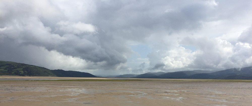 The Dyfi Estuary