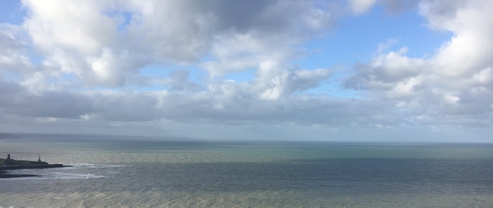 Cardigan Bay from Constitution Hill