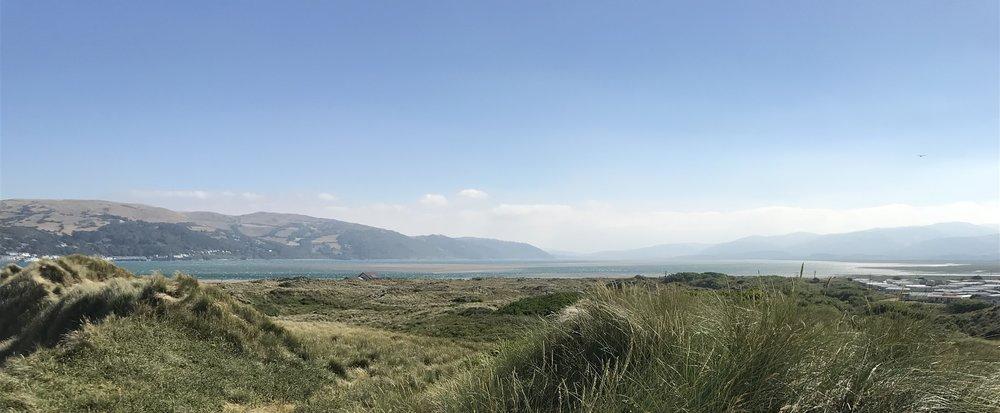 Aberdyfi from Ynyslas