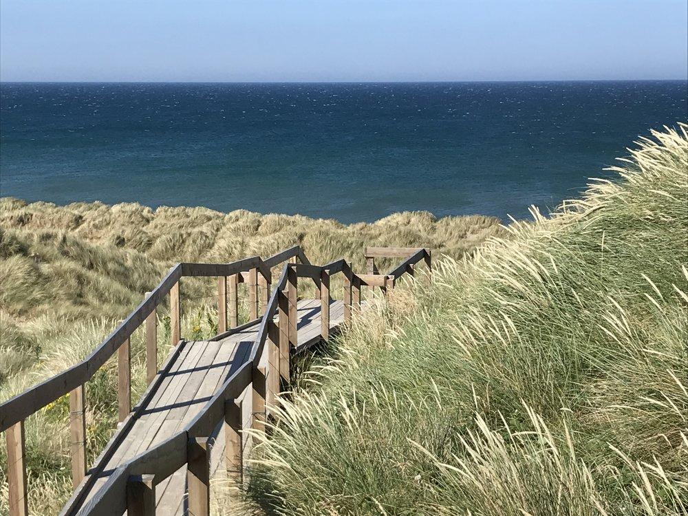 Cardigan Bay from Ynyslas