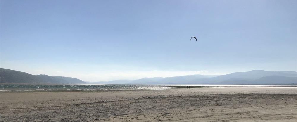 Paragliding @ Ynyslas