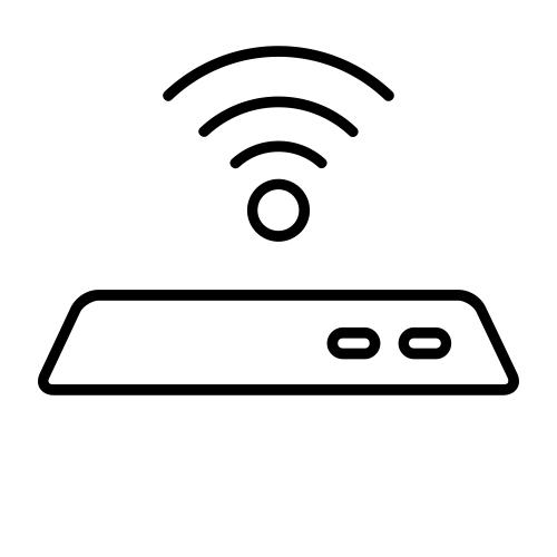 Zona wi-fi presso la Torre