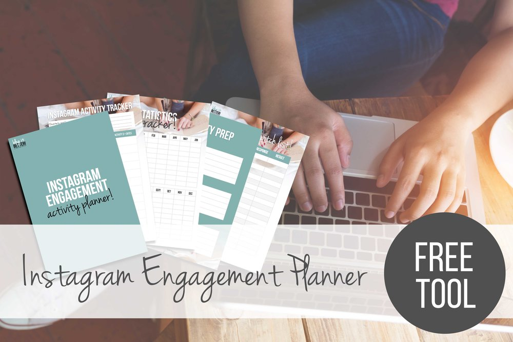 Free Download - Insragram Engagement Planner