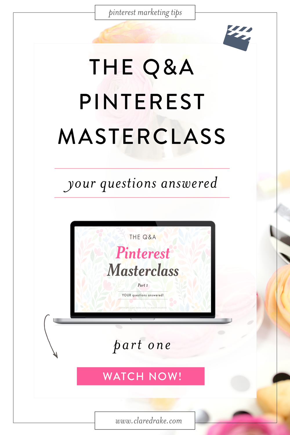 Pinterest have gone through SO many changes lately I thought I'd do a masterclass to answer all of your burning questions! Watch now and learn why you should be pinning directly from your webiste for the best pin performance, what stats actually matter, how you can use Pinterest for your MLM business and so much more! Watch now! #pinterestforyourbusiness #pinteresttips #pinterestmarketing #socialmediatips #pinterestchanges #pinterest2018