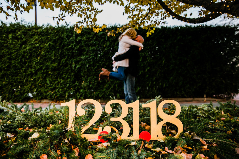 Longwood Garden Christmas Engagement Shoot -003.jpg