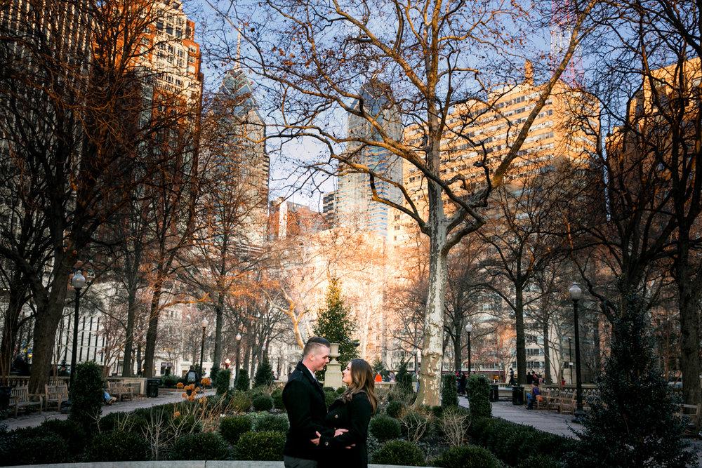 Rittenhouse Square Engagement Photos - LoveStruck Pictures - 005.jpg