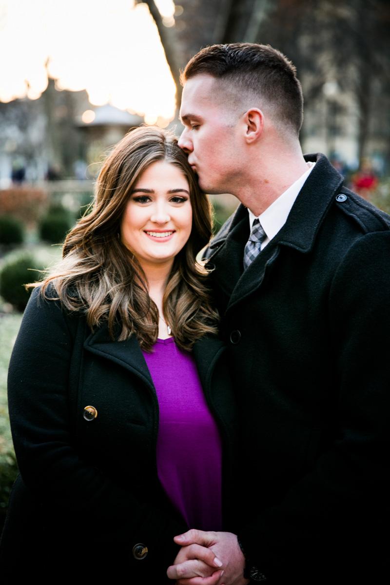 Rittenhouse Square Engagement Photos - LoveStruck Pictures - 009.jpg
