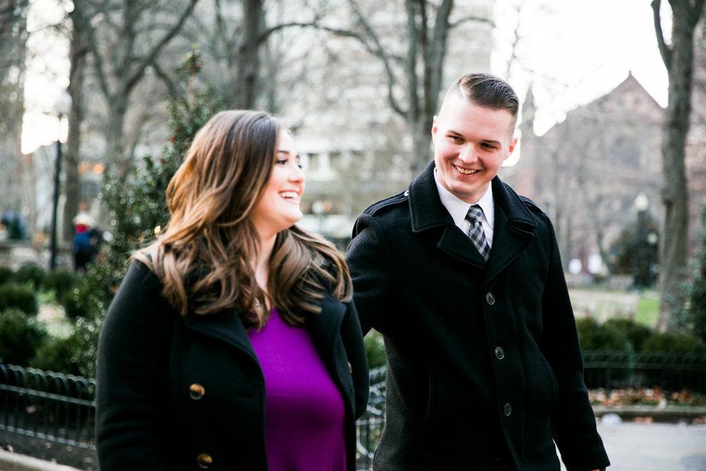 Rittenhouse Square Engagement Photos - LoveStruck Pictures - 011.jpg