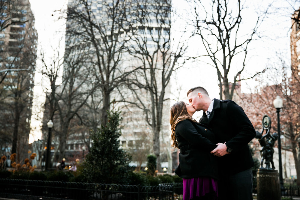 Rittenhouse Square Engagement Photos - LoveStruck Pictures - 012.jpg