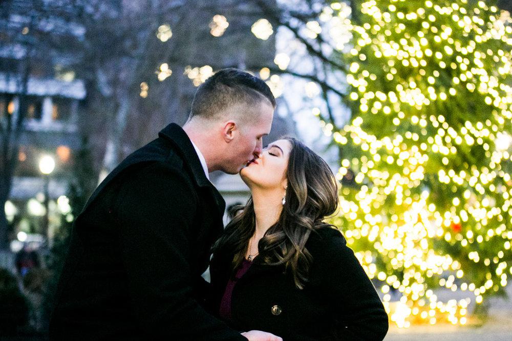 Rittenhouse Square Engagement Photos - LoveStruck Pictures - 029.jpg