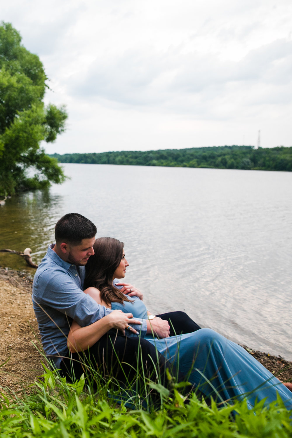 PEACE VALLEY PARK ENGAGEMENT PHOTOS  -  047.jpg