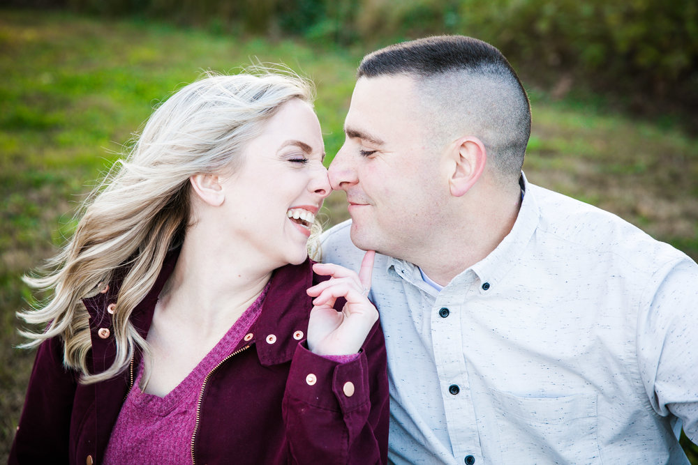 Katie and Kev - Train Tracks Engagement Photography - 007.jpg
