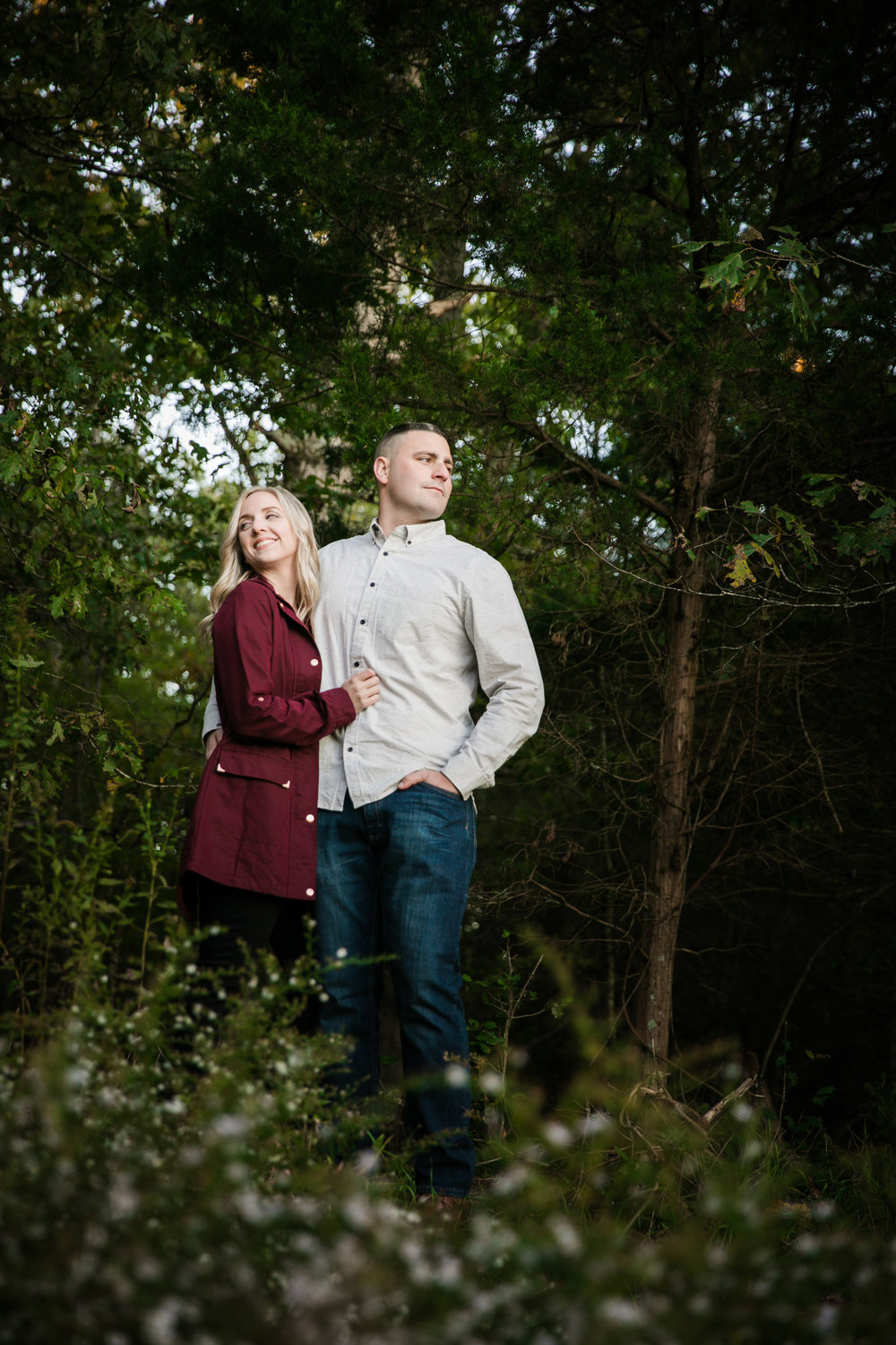 Katie and Kev - Train Tracks Engagement Photography - 020.jpg