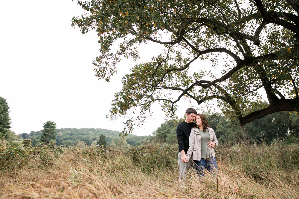 Valley Forge Park Engagement Photos - 001.jpg