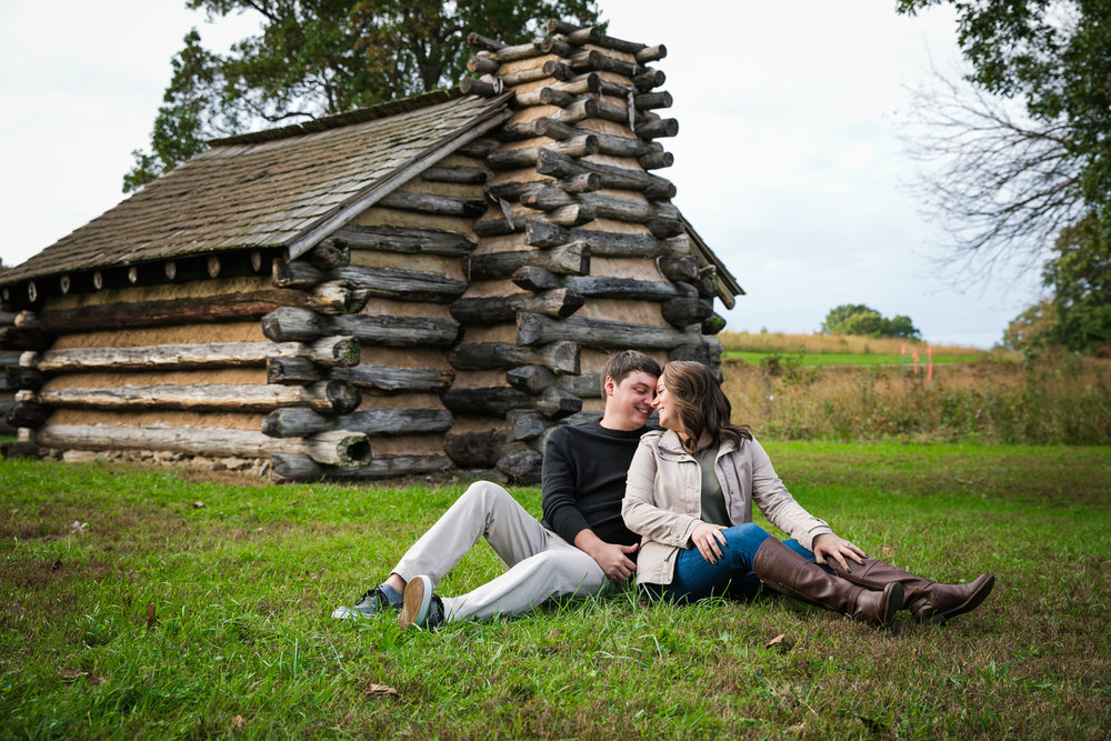 Valley Forge Park Engagement Photos - 008.jpg