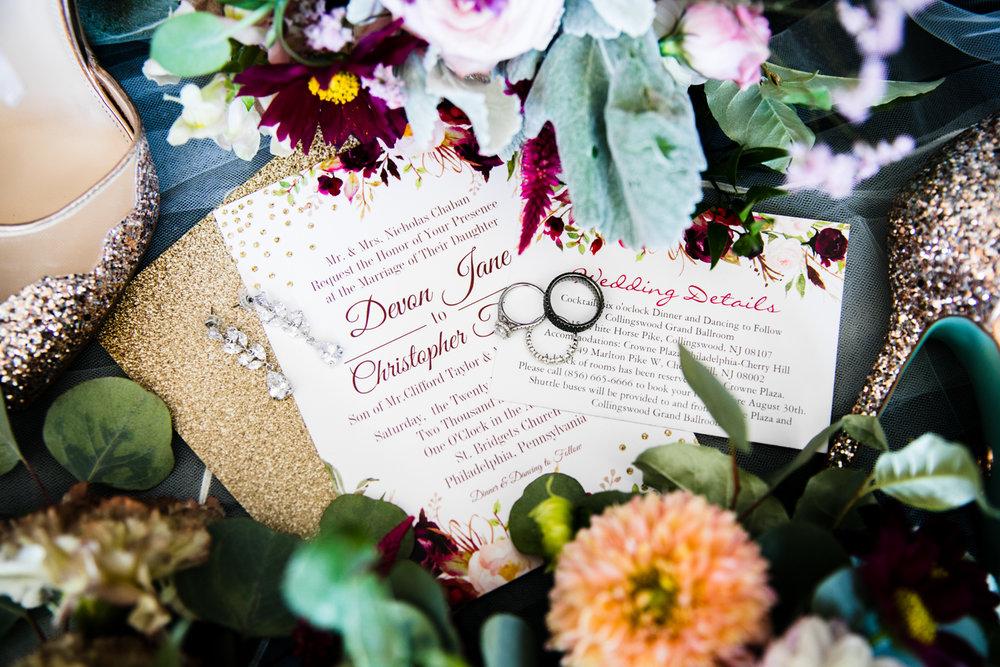 Collingswood Ballroom Wedding Photography - 007.jpg