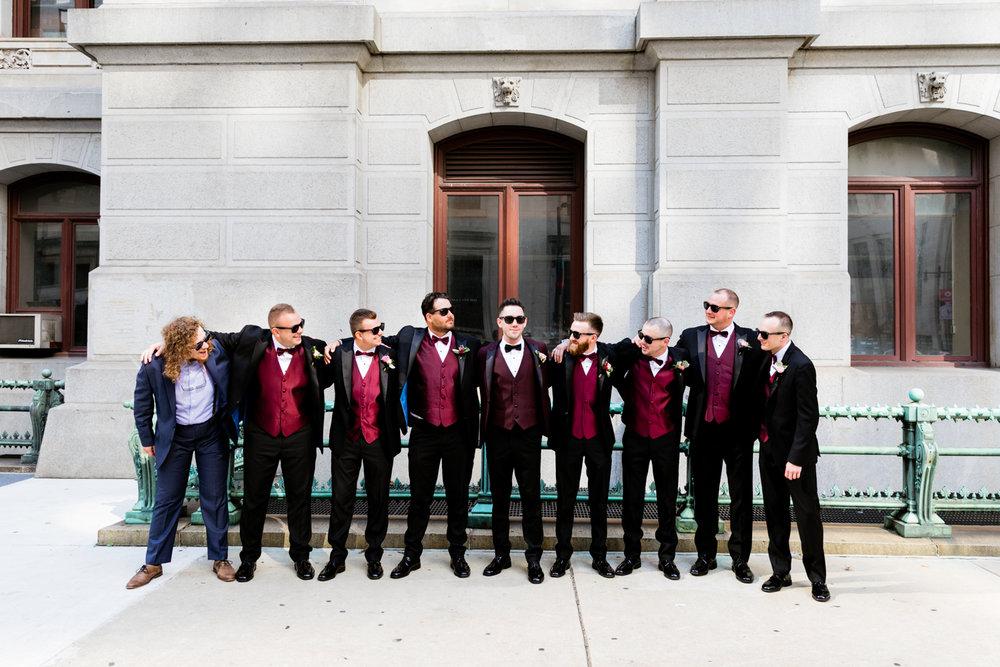 Collingswood Ballroom Wedding Photography - 067.jpg