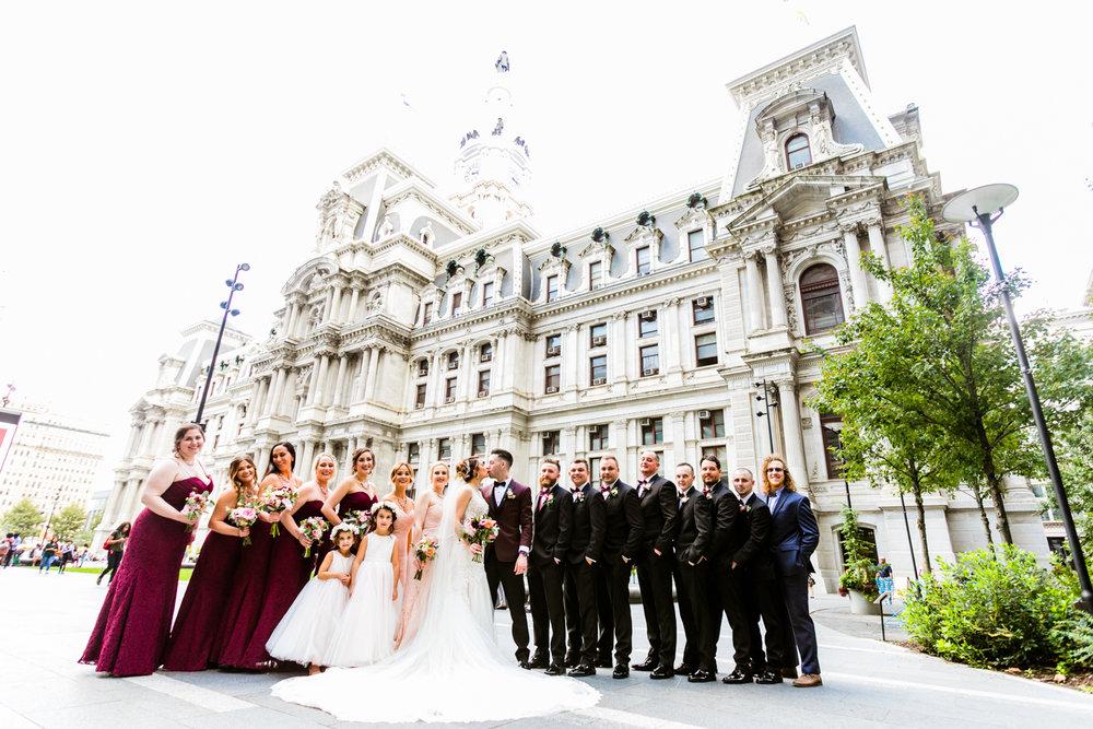 Collingswood Ballroom Wedding Photography - 069.jpg
