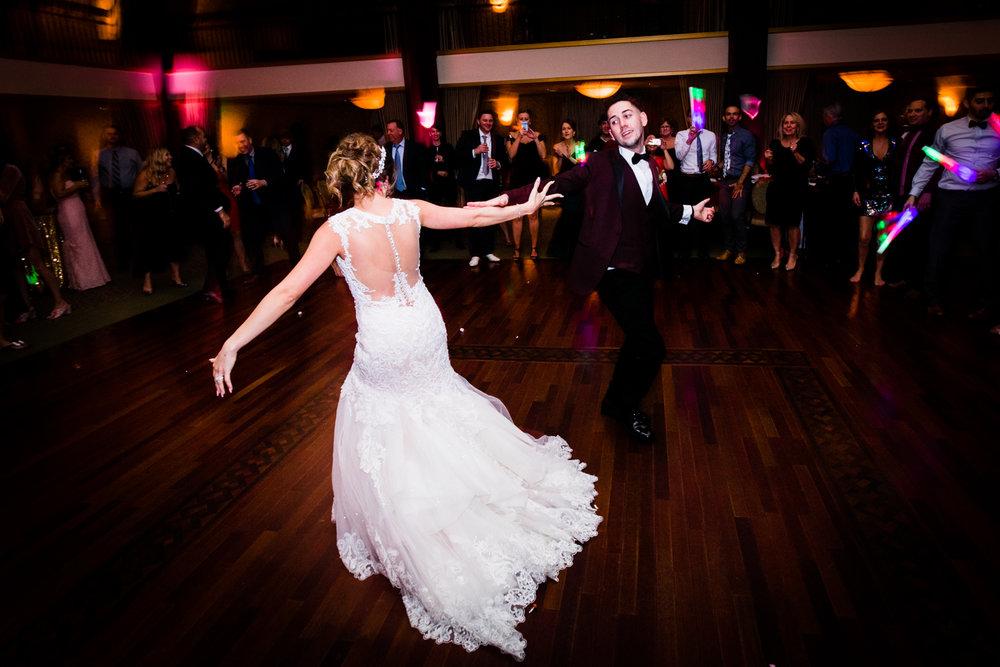 Collingswood Ballroom Wedding Photography - 146.jpg
