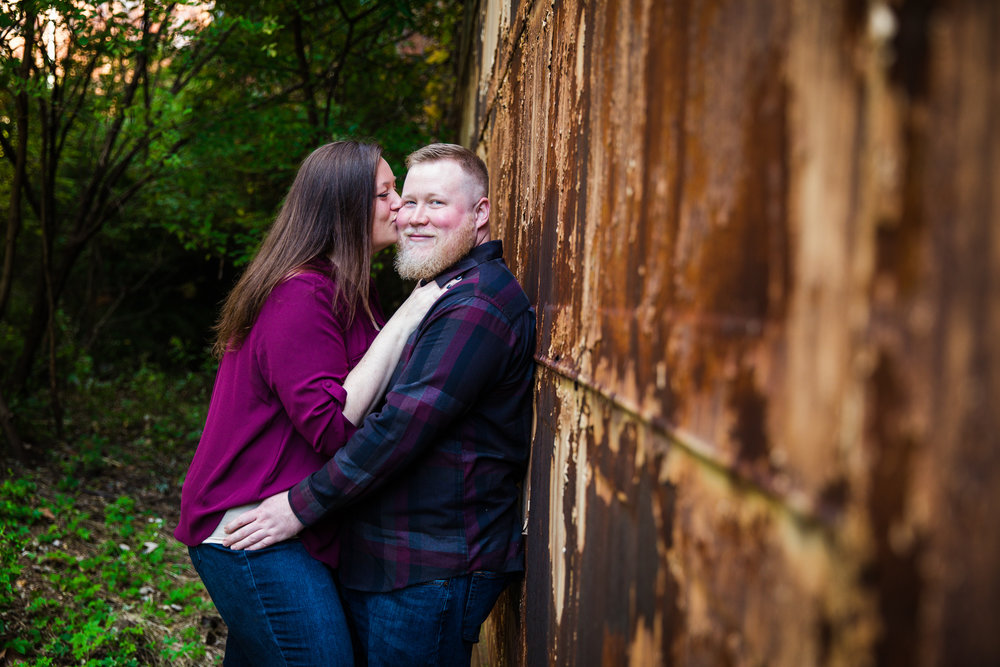 Kristina and Shawn - Navy Yard Engagement Session -015.jpg