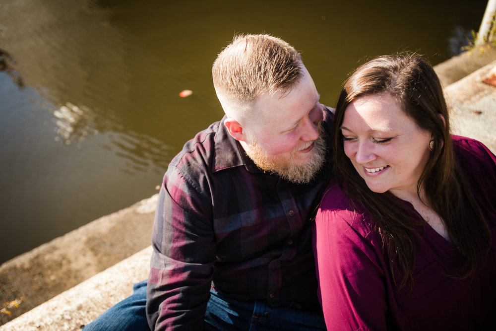 Kristina and Shawn - Navy Yard Engagement Session -020.jpg