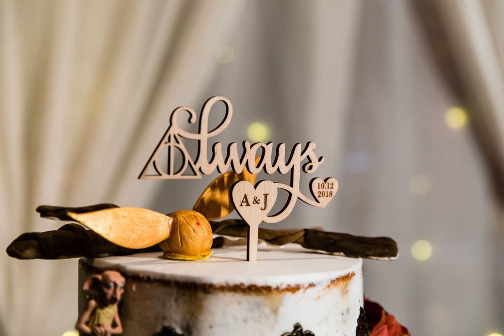 Ashly and Joe - Felt Factory Wedding - Harry Potter Themed Wedding - 118.jpg