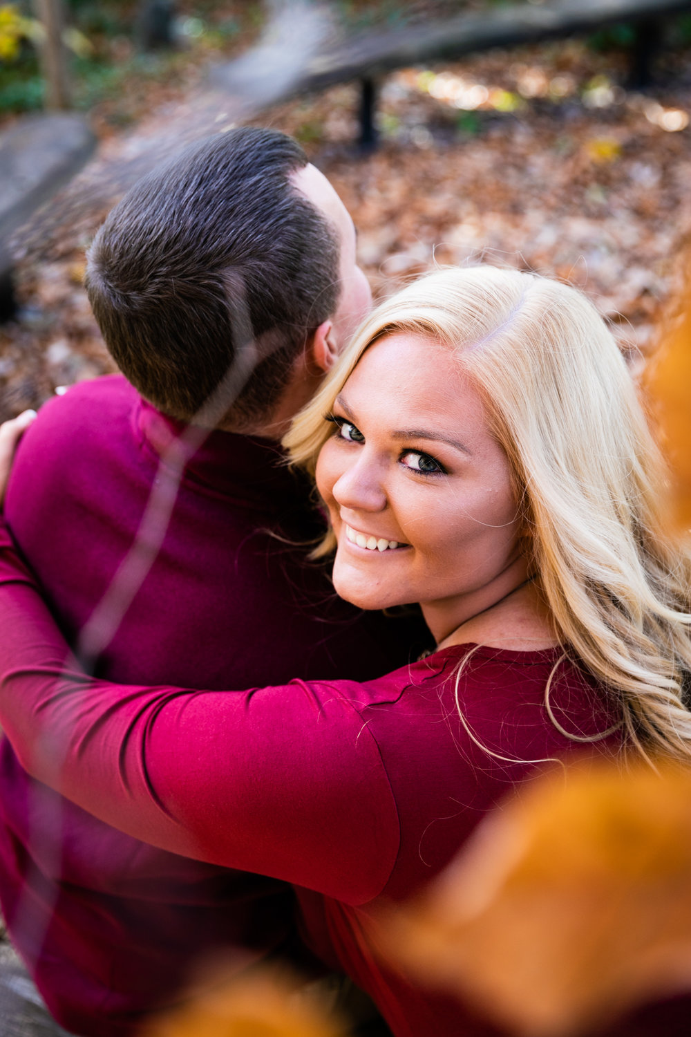 Morris Arboretum Engagement Photography - Lovestruck Pictures-002.jpg