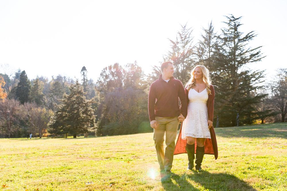 Morris Arboretum Engagement Photography - Lovestruck Pictures-009.jpg