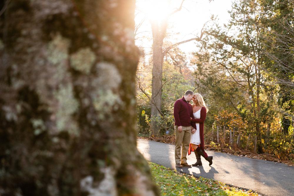 Morris Arboretum Engagement Photography - Lovestruck Pictures-013.jpg