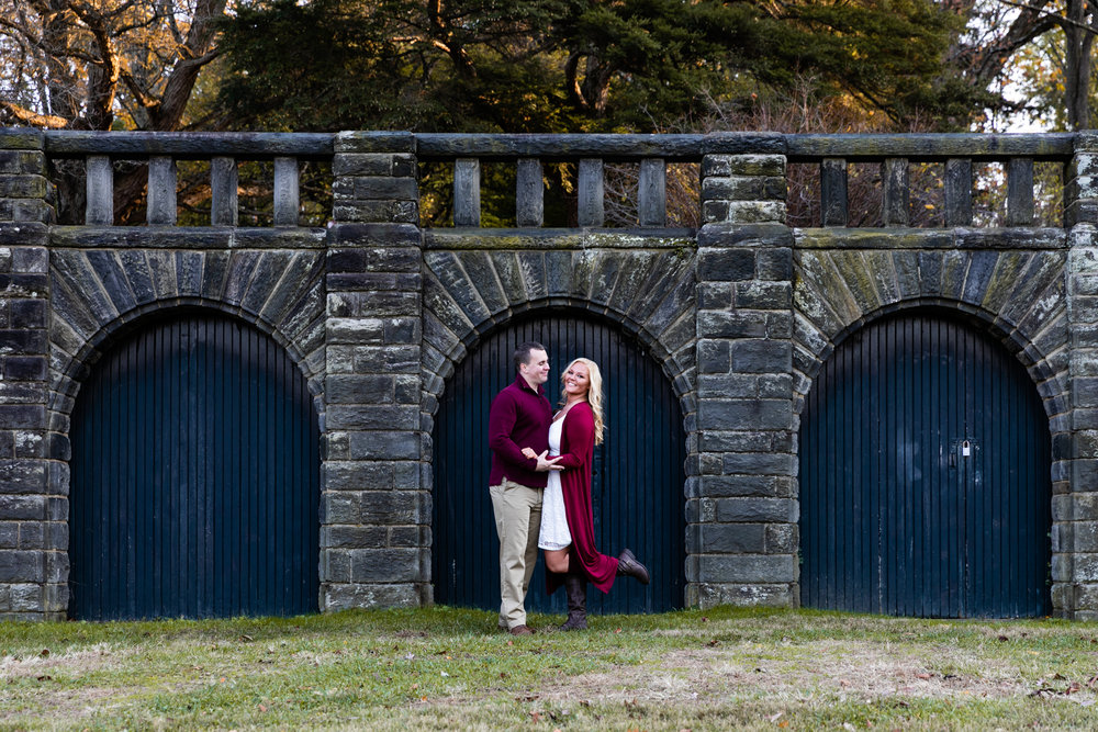Morris Arboretum Engagement Photography - Lovestruck Pictures-014.jpg