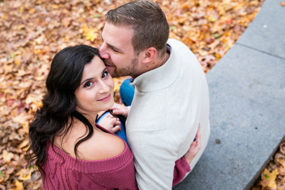 Philadelphia Old City Engagement Photography - Lovestruck Pictures-002.jpg