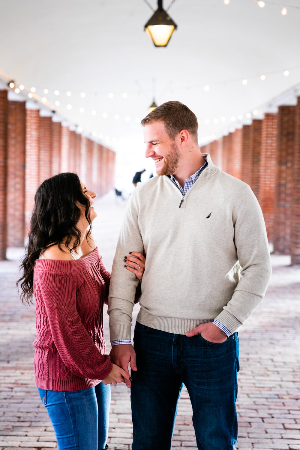Philadelphia Old City Engagement Photography - Lovestruck Pictures-007.jpg