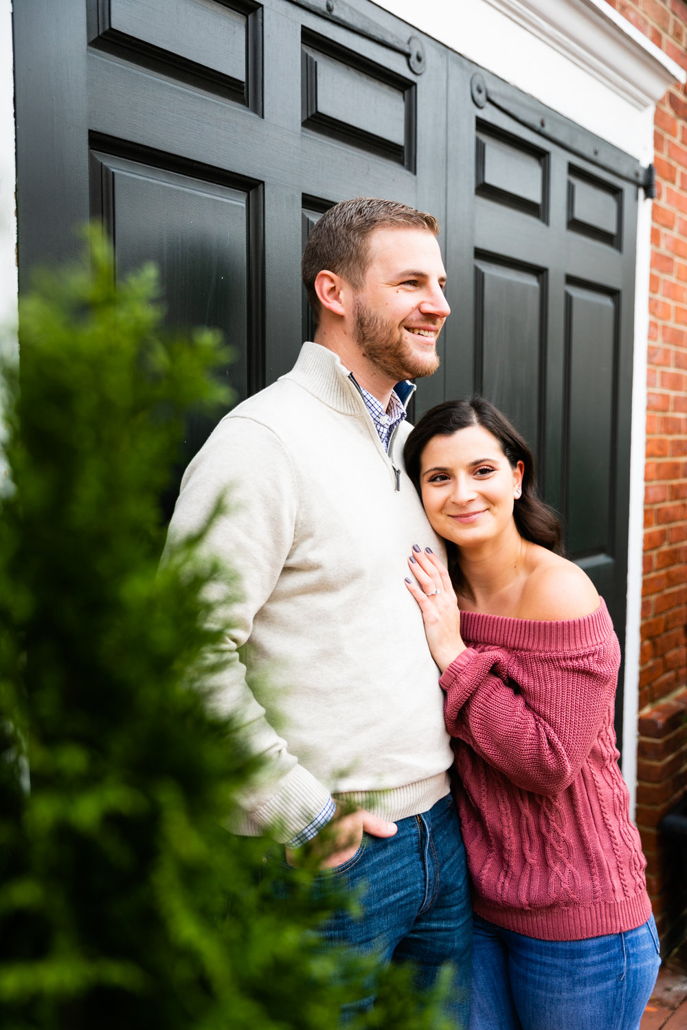 Philadelphia Old City Engagement Photography - Lovestruck Pictures-006.jpg