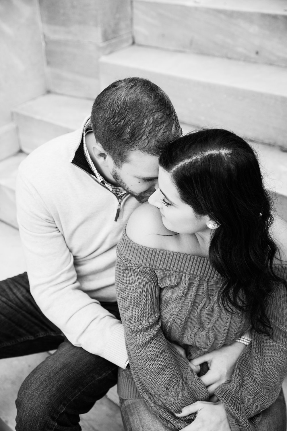 Philadelphia Old City Engagement Photography - Lovestruck Pictures-015.jpg