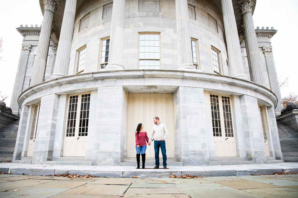 Philadelphia Old City Engagement Photography - Lovestruck Pictures-016.jpg