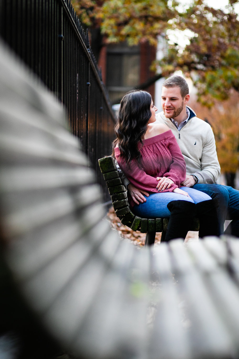 Philadelphia Old City Engagement Photography - Lovestruck Pictures-019.jpg