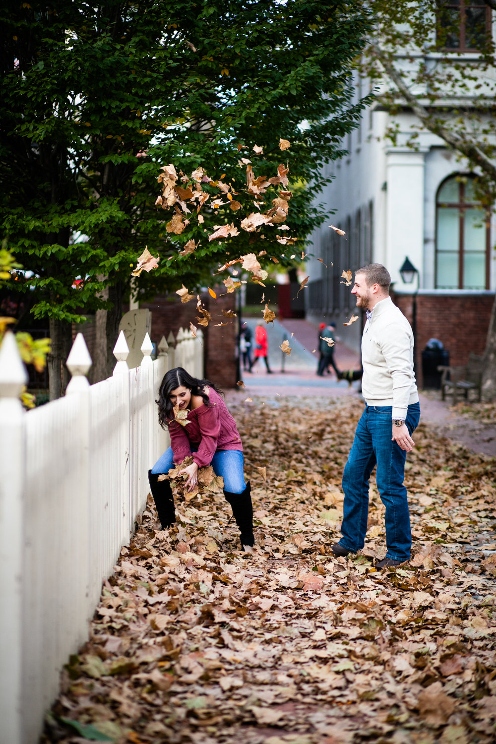 Philadelphia Old City Engagement Photography - Lovestruck Pictures-018.jpg