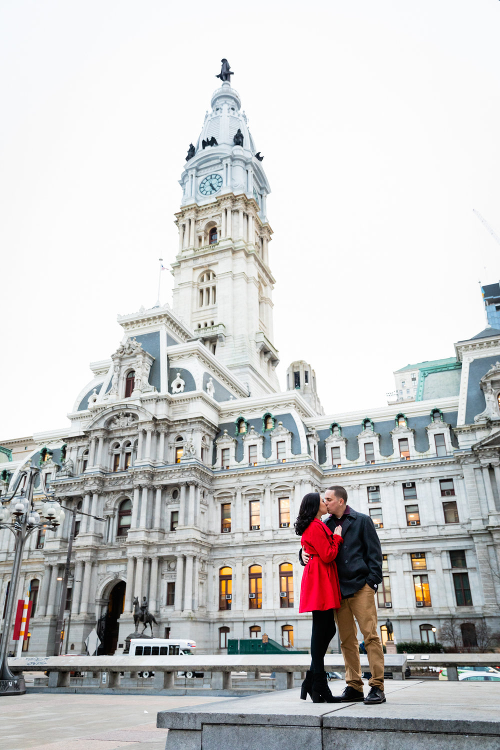 PHILADELPHIA CITY HALL ENGAGEMENT PHOTOS-23.jpg