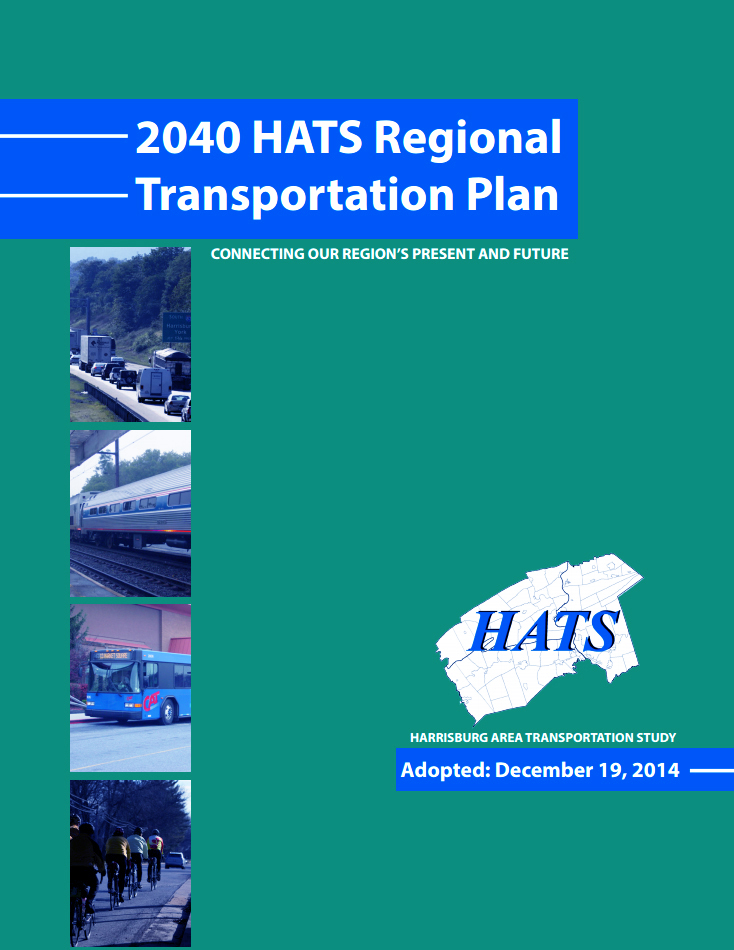 2040 HATS Regional Transportation Plan   Click for contents & more info