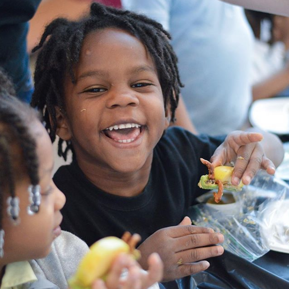 DC Central Kitchen is the food service provider for 15 schools in Washington, DC – 12 DC Public Schools located primarily in Ward 7, and 3 private and charter schools serving low-income children.